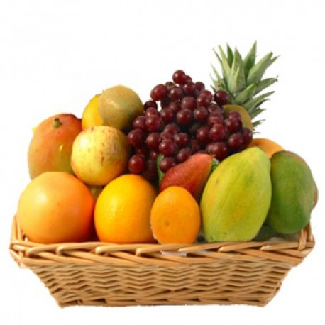 3 Kg Mix Fruits Big Basket