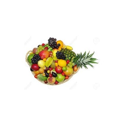 8 Kg Mix Fruits Big Basket
